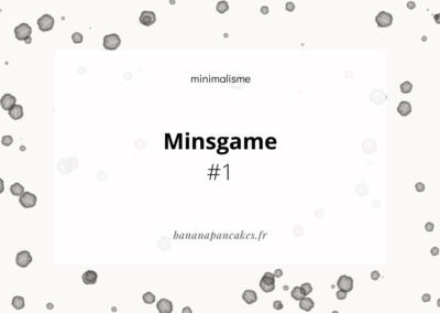 MinsGame #1