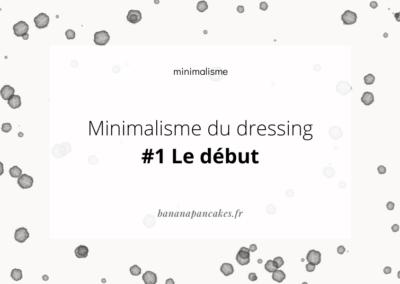 Minimaliste du dressing #1