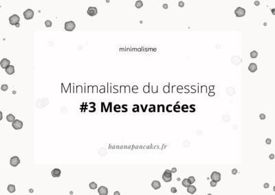 Minimaliste du dressing #3