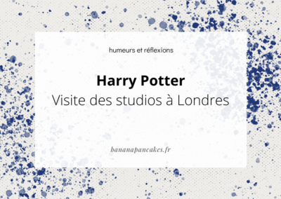 Londres – Studio Harry Potter