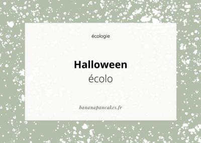 Halloween Ecolo
