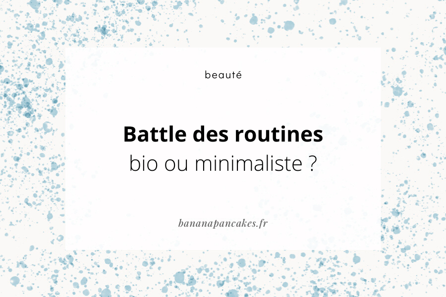 battle bio minimaliste