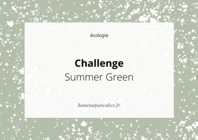Challenge Summer Green