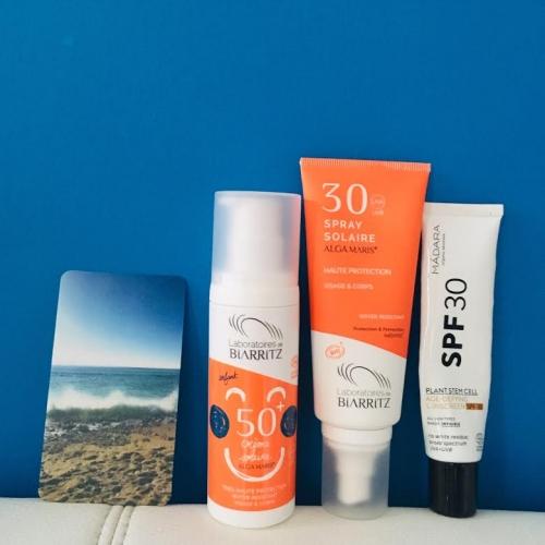 solaire,crème bio,filtres minéraux,soleil,protection solaire
